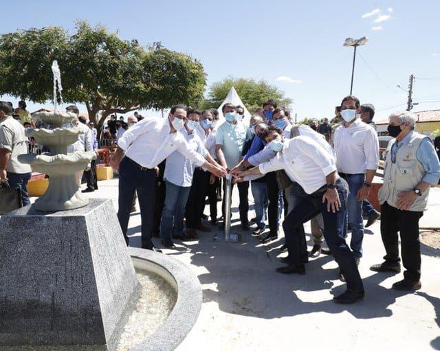 Campo Alegre de Lourdes (BA): Mais de 40 mil pessoas são beneficiadas com chegada de água potável em casa