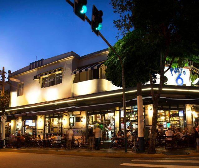 São Paulo proíbe bares de atender clientes na calçada
