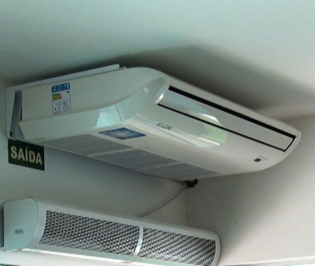 Instituições desenvolvem filtro de ar condicionado capaz de reter partículas do novo coronavírus