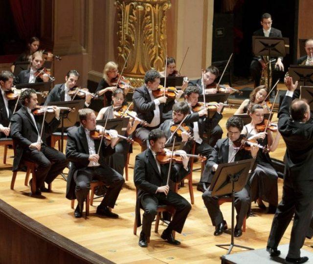 Orquestra Sinfônica Brasileira completa 80 anos