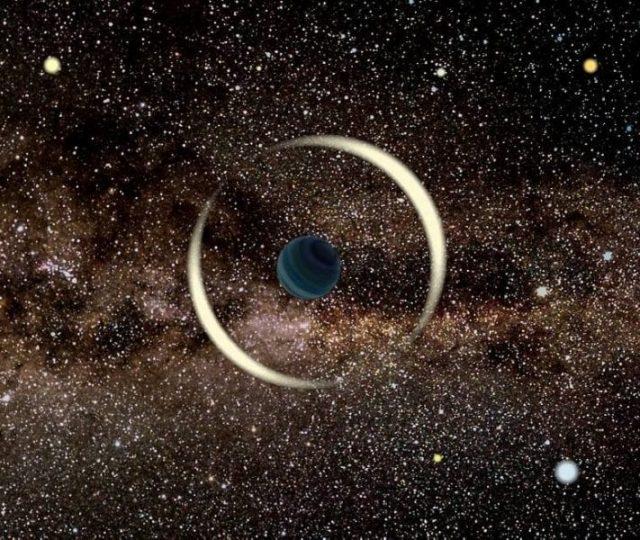 """Astrônomos poloneses descobrem planeta do tamanho da Terra """"vagando"""" pela Via Láctea"""