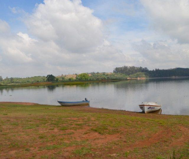 Nível de represa em Jundiaí atinge 45% da capacidade