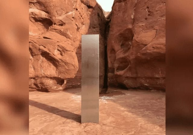 Que peça é essa? Já identificaram o artefato de metal misterioso que apareceu nos EUA?