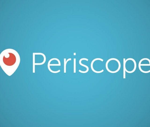 Twitter vai encerrar o aplicativo Periscope em 2021