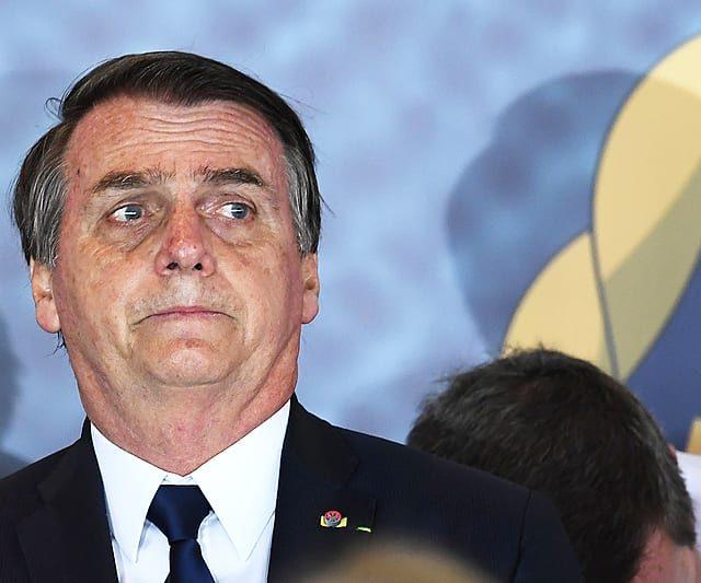 """Jair Bolsonaro diz que Brasil está """"quebrado"""" e que não consegue fazer nada"""