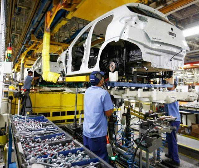 Dados do IBGE mostram que indústria nacional tem sétima alta consecutiva