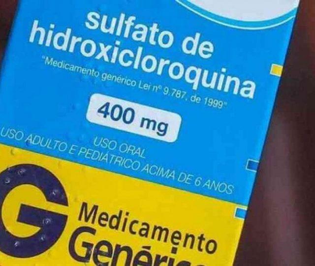 Paciente morre após nebulização de hidroxicloroquina em hospital do RS