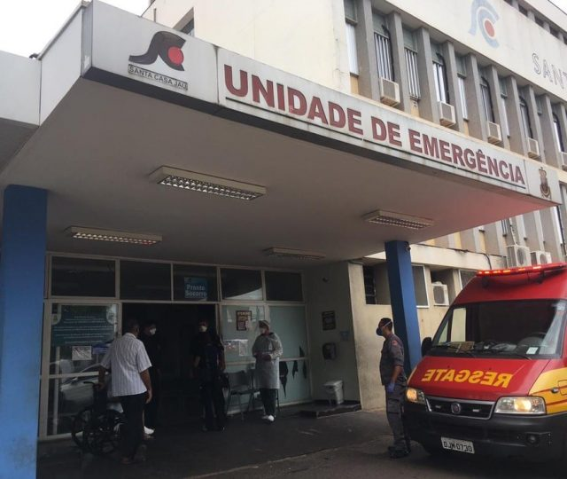 Santa Casa de Jaú pede ajuda para evitar colapso: 'não há mais leitos com saídas de oxigênio'