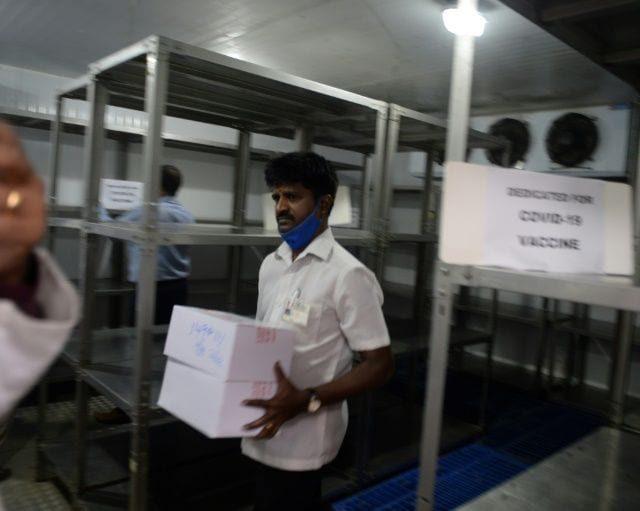 Índia libera exportações da vacina contra Covid-19 para o Brasil