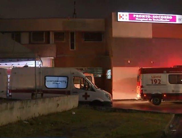 Lotação de leitos em Curitiba gera fila de pacientes em hospitais da capital