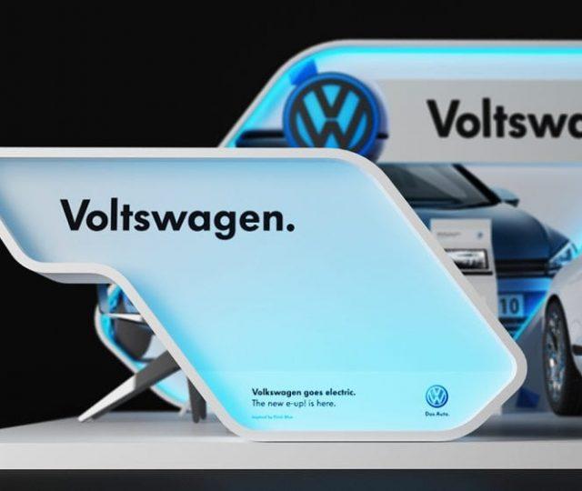 Em comunicado à imprensa, Volkswagen confirma que vai mudar seu nome para Voltswagen