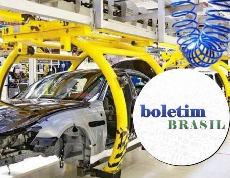 Covid-19 paralisa metade das montadoras no país; fábricas ficaram fechadas nas últimas duas semanas