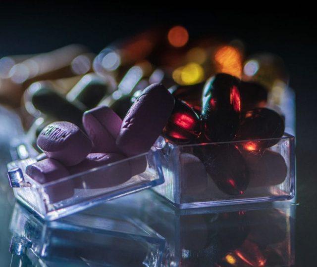 Multivitaminas, ômega-3, probióticos e vitamina D podem diminuir o risco de teste positivo de Covid-19