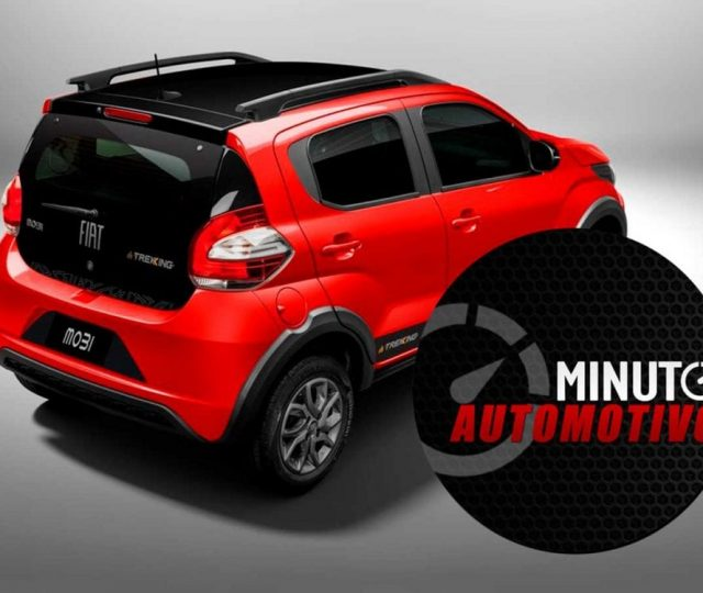 Fiat Mobi Trekking sobe de preço e agora parte de R$ 55.490
