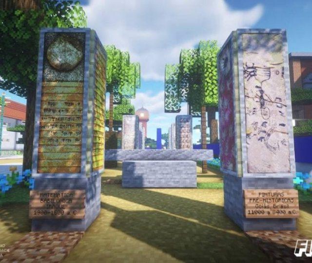 Fiocruz lança campus virtual dentro do jogo Minecraft