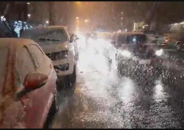 Pelo menos 28 cidades do Sul do país registraram queda de neve ou chuva congelada