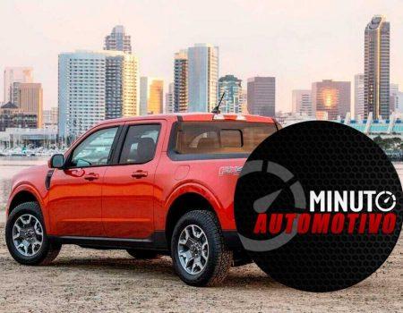 Ford confirma nova geração da Ranger e estreia da picape Maverick no Brasil