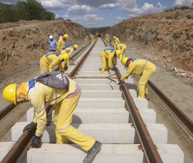 Brasil pode ter malha ferroviária próxima a dos EUA e China até 2035